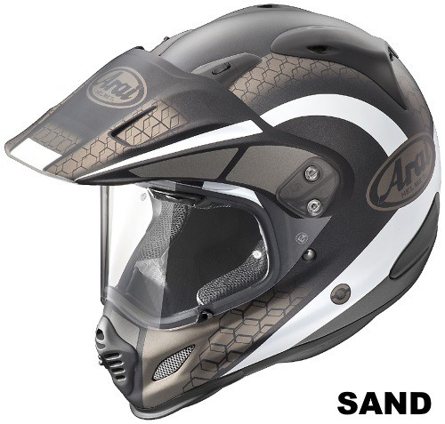 ARAI TOUR CROSS 3 MESH SAND