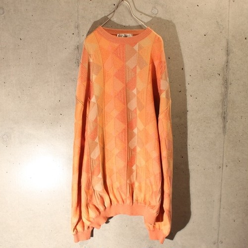 CottonPolyDesignKnit