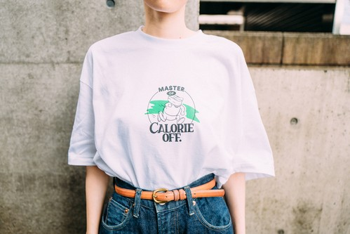 MASTER of CALORIEOFF TEE【casual】