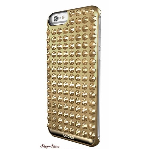 LUCIEN(ルシアン) iPhone6/6S/SE case CHROME <AURUM/AURUM>
