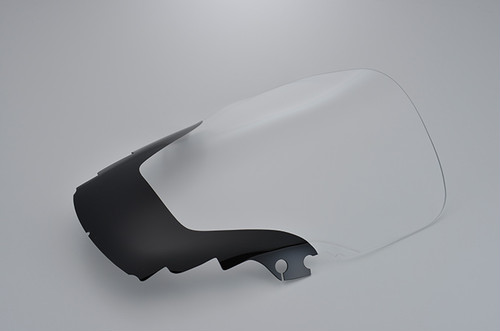Honda CBシリーズ ワイバンエアロコンフォートスクリーン クリア[AH07-00CL]