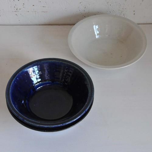 臼田けい子 6寸段鉢(KU-55,56)
