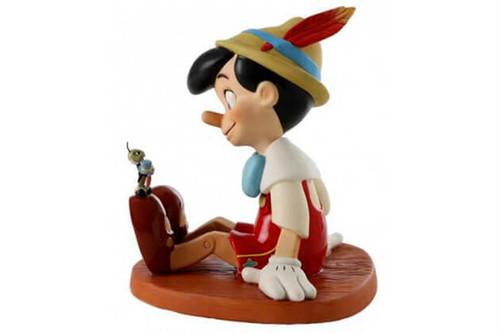 ディズニー フィギュア ピノキオ wdcc 私を必要とする時はいつでも口笛を吹いてください 4019507