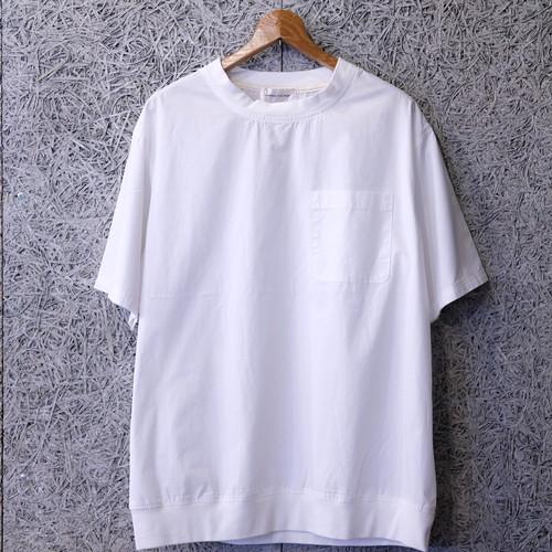 タイプライターTee【Universal Style Wear(U.S.W)】オフホワイト