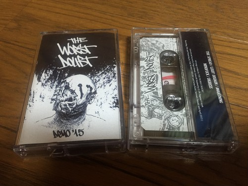 The Worst Doubt - Demo 2015 TAPE