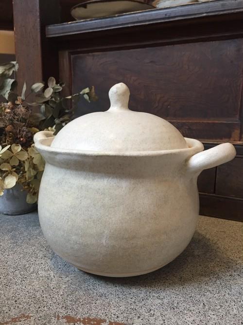 月と魚 土鍋