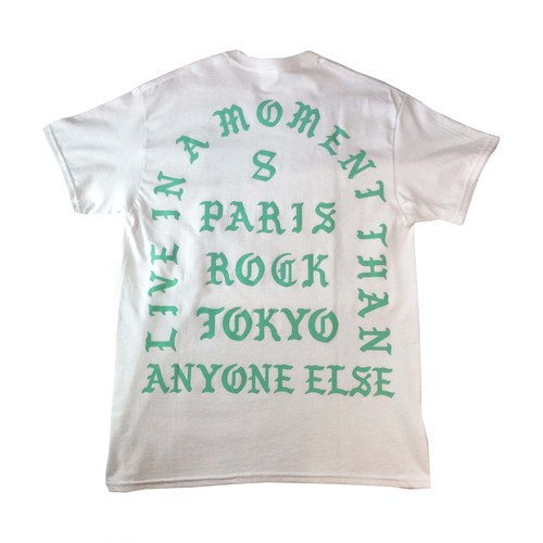 """""""LIVE IN A MOMENT"""" TEE"""