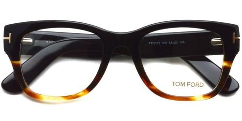 TF5379  005 (Black / Tortoise)    / TOMFORD
