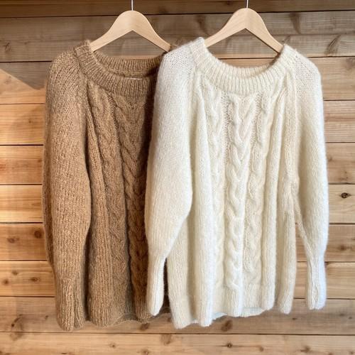【Slic*Slic】Lowgauge knit
