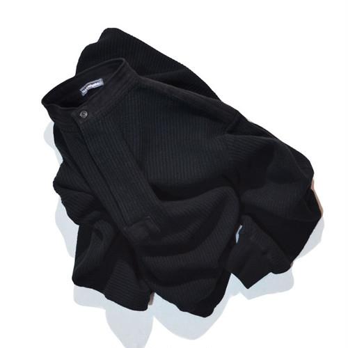 Used☆ 80's ISESEY MIYAKE MEN cotton knit(BLACK)