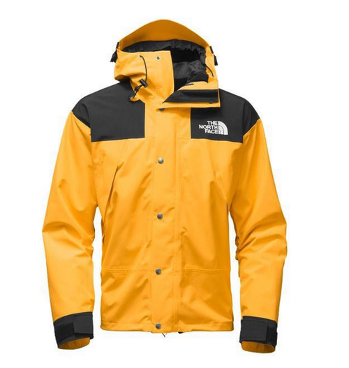 US企画 The North Face 1990 Mountain Jacket GTX Yellow