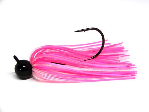 LOST MIND / TOMO JIG 1/4oz:Hook 4/0 [sakura/pink]