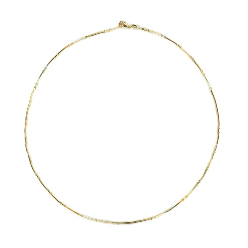 【GF1-11】20inch gold filled chain necklace