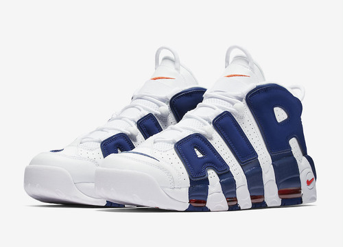 """Nike Air More Uptempo """"Knicks' メンズ"""