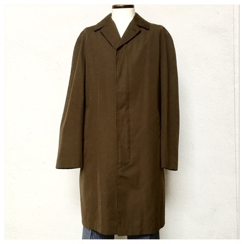 1960s Baracuta Coat Brown Made in England
