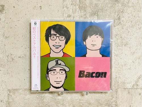 【特典】Bacon / Best of Bacon