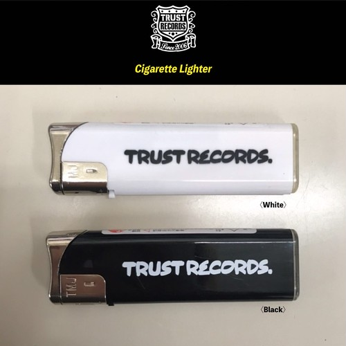 【TRUST RECORDS】Cigarette Lighter