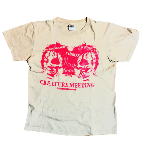 """CREATURE MEETING""Tee"
