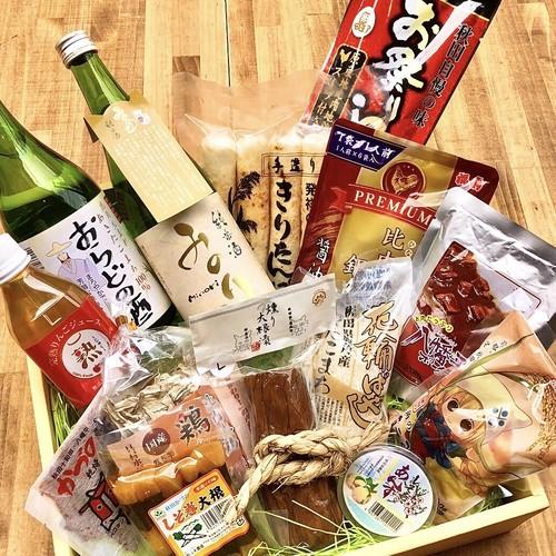 鹿角のおいしい詰め合わせセット【10,000円セット※送料込み!】