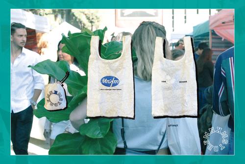 10/1発売予定【UNISEX】Daily Use Eco Tote bag