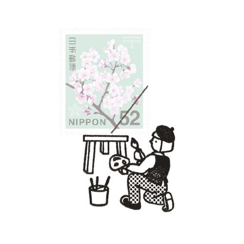 022-切手の画家