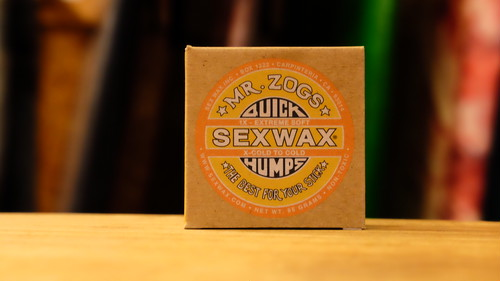 SEX  WAX  1X EXTREME SOFT