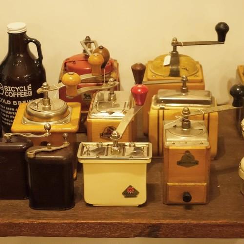 ヴィンテージ コーヒーミル各種