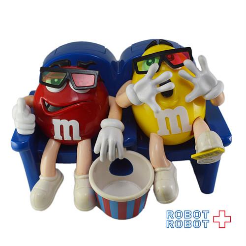 M&M's ディスペンサー 3Dムービー カウチ