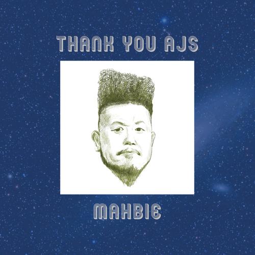 【残りわずか/CD】MAHBIE - THANK YOU AJS