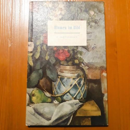1910▼ベルテルスマン No.75 「絵画の花」 ゲルハルト・ウルリッヒ監修 85-t1h