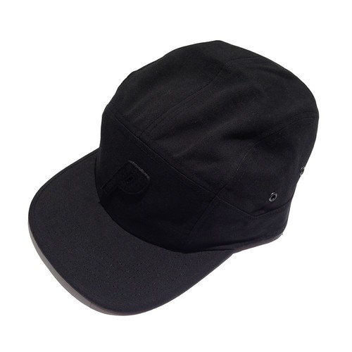 PALACE skateboards 7 PANEL HATS BLACK