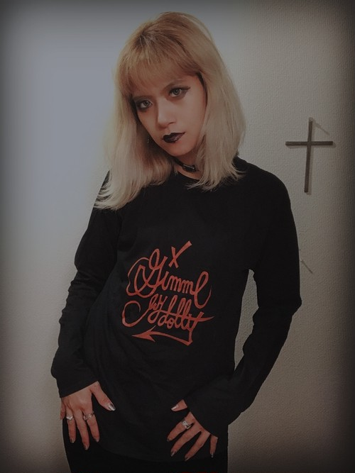 GiMME(ギミー) / Long Sleeve Tshirts / gm18-lts26