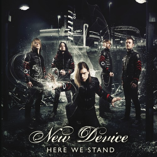 NEW DEVICE 「Here We Stand」 日本盤CD