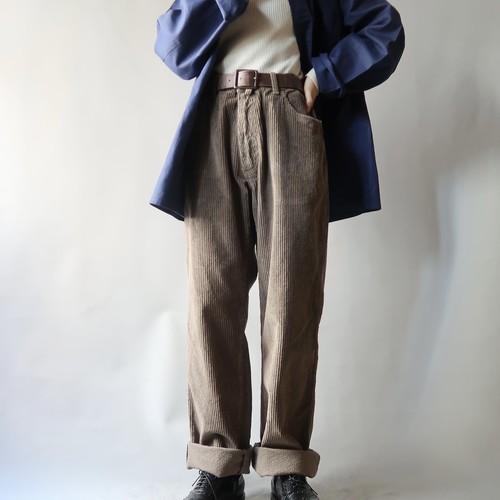 Corduroy pants / moca