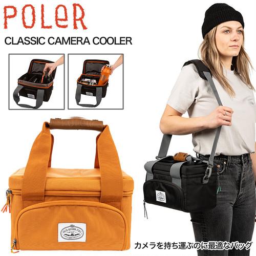POLeR ポーラー CLASSIC CAMERA COOLER カメラバック クーラーバック バッグ アウトドア キャンプ バーベキュー グッズ