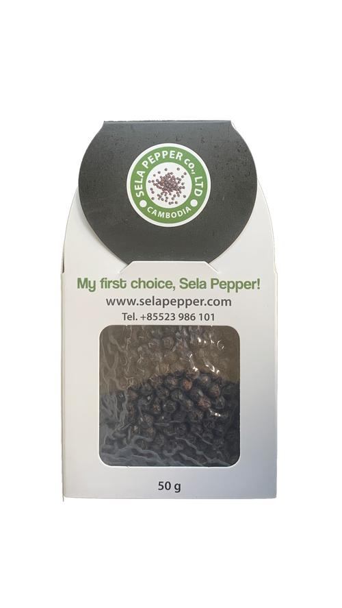 黒胡椒 Black Pepper Corn 50g