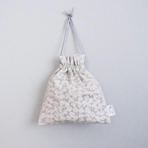 プレゼント企画 花の巾着。