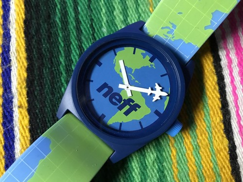 ※訳あり品【NEFF】DAILY WATCH (Earth)