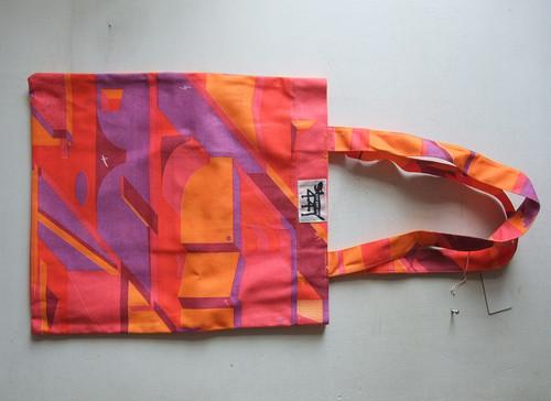 FLAT tote / inlay