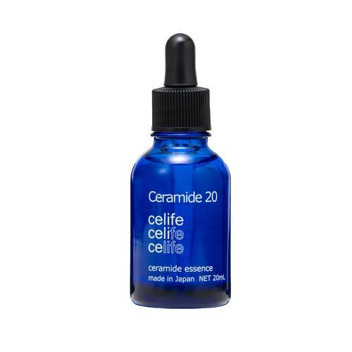 【celife】天然セラミド配合美容液 セラミド20 ~季節の変わり目の肌荒れ対策に~