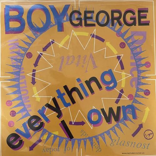 Boy George - Everything I Own【7-20781】