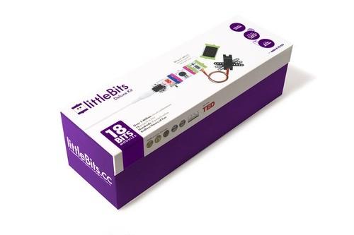 littleBits DELUXE KIT リトルビッツ デラックスキット【国内正規品】