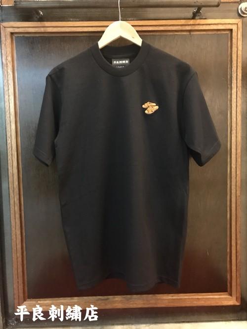 ベンサンTシャツ ブラック ニシベケミカル