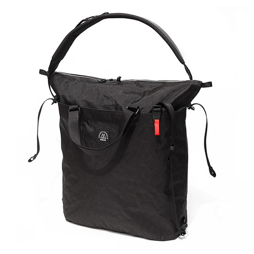 【9月中旬 再入荷予定】RIDGE MOUNTAIN GEAR / EVERY TOTE(BLACK)