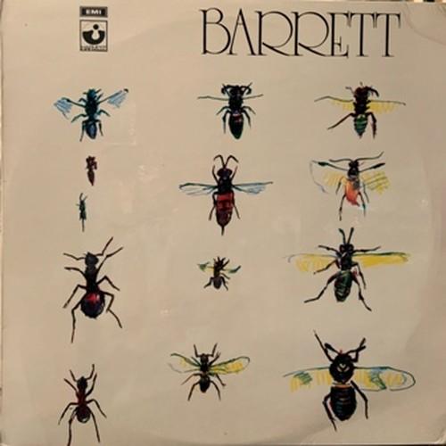 【LP】SYD BARRETT/Barret