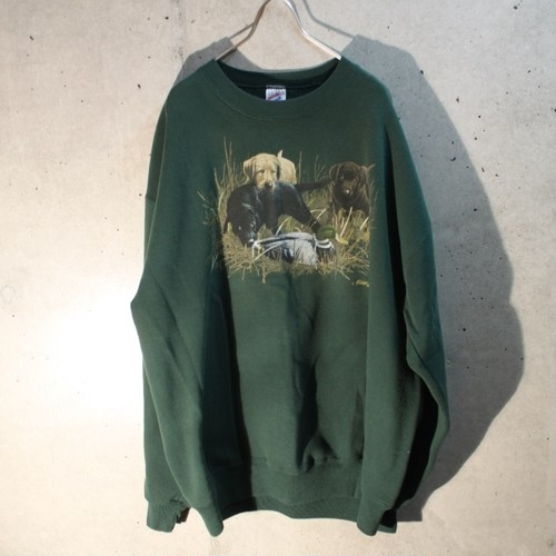 Wanchan Print Sweat
