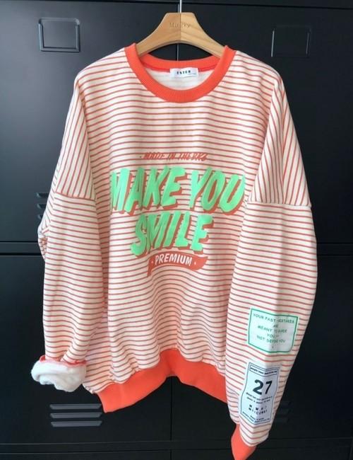 MYSトレーナー ★UNISEX MTM トレーナー スウェット 韓国ファッション