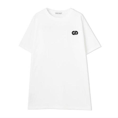 GENERAL PRODUCT Logo T-Shirts WHITE