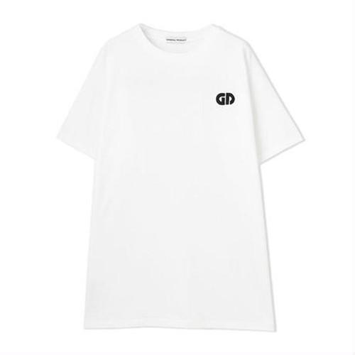 【5000円均一】GENERAL PRODUCT Logo T-Shirts WHITE