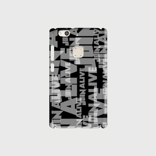 (通販限定)【送料無料】Huawei P10 Lite(WAS-LX2J)_スマホケース ランダム_ブラック